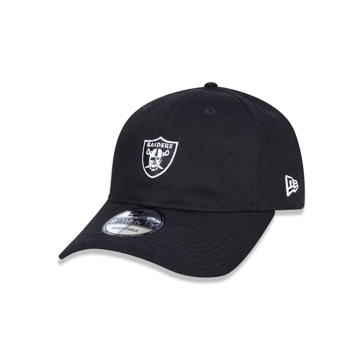 a81fc6d55 Boné 920 Oakland Raiders NFL Aba Curva Strapback New Era - Compre Agora