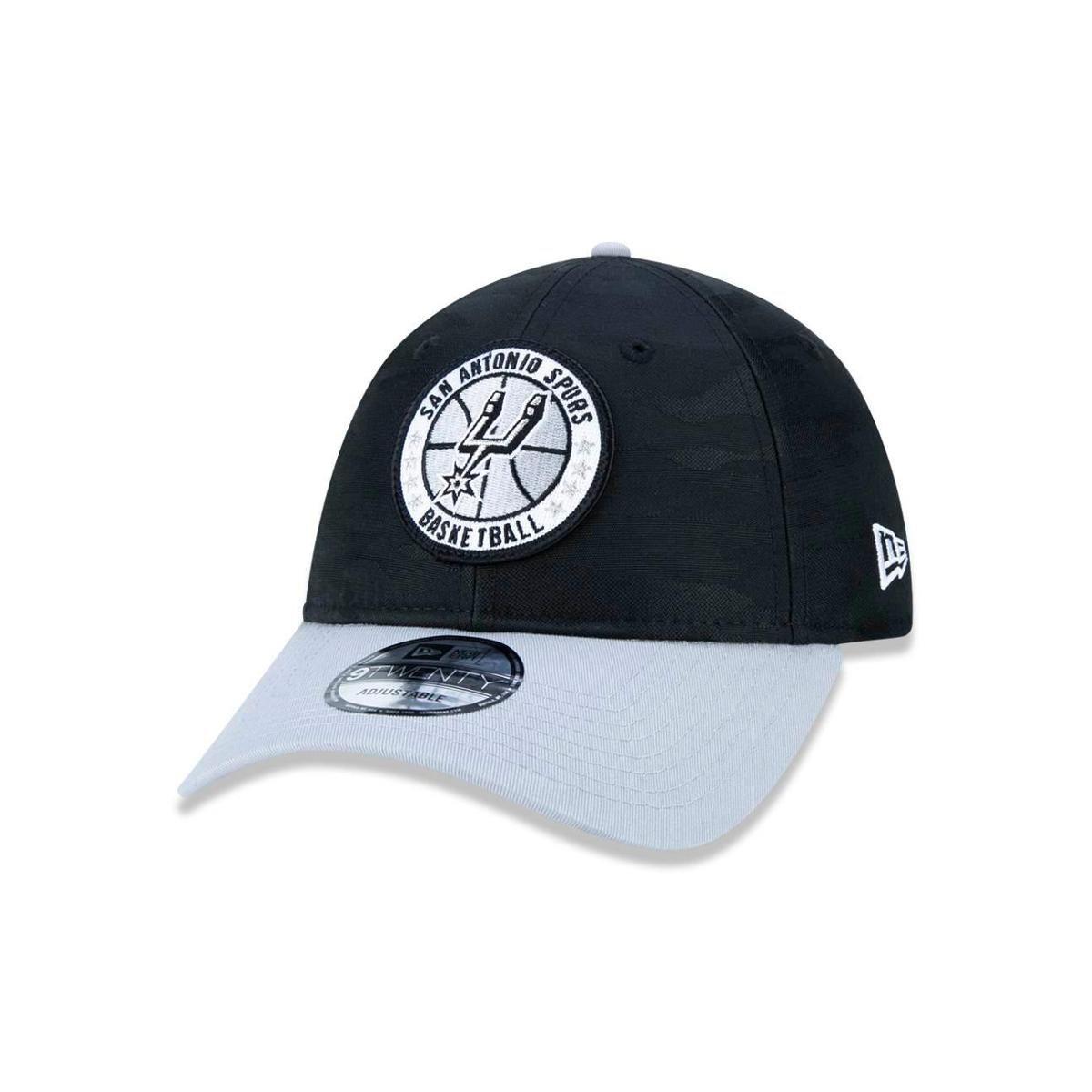 b6e50ce48f6a5 Boné 920 San Antonio Spurs NBA New Era Masculino - Verde - Compre Agora