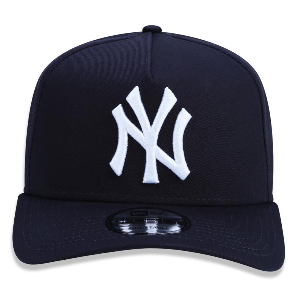 82672614738a5 Boné 940 A-frame New York Yankees MLB Aba Curva New Era - Compre Agora