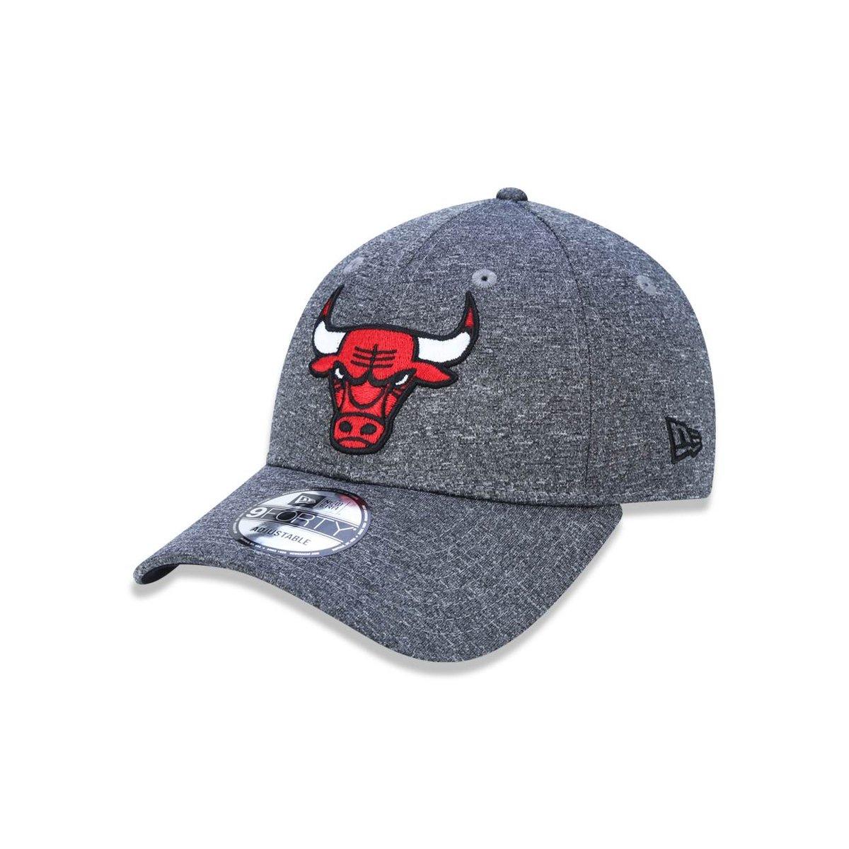 e24d5ce44ac06 Boné 940 Chicago Bulls NBA Aba Curva Strapback New Era - Compre Agora