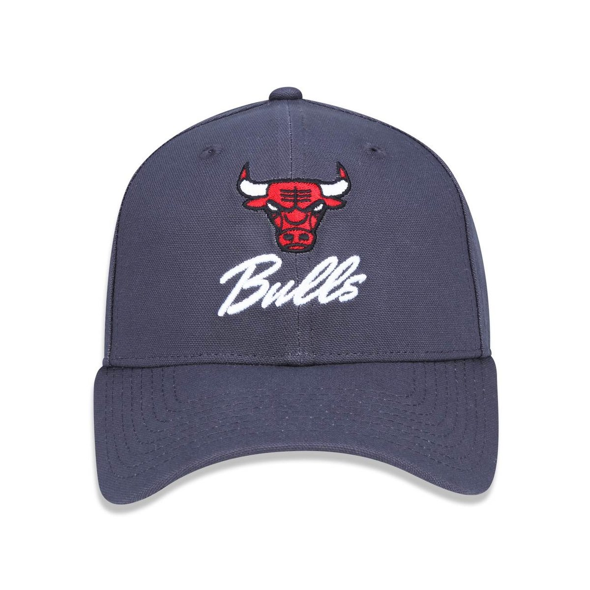 53c35be4f Boné 940 Chicago Bulls NBA Aba Curva Strapback New Era - Compre ...