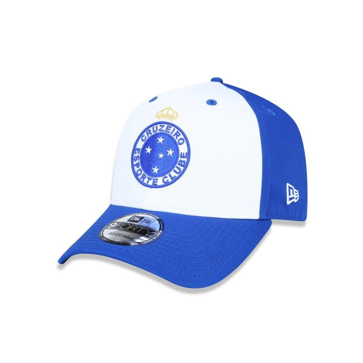 Boné 940 Cruzeiro Futebol Aba Curva Snapback New Era - Compre Agora ... 53be2af9509