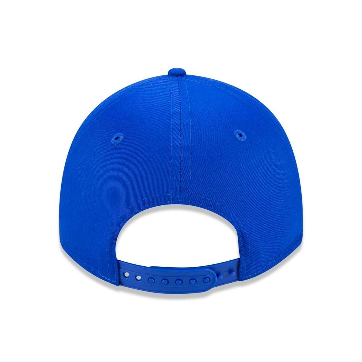 Boné 940 Golden State Warriors NBA Aba Curva Snapback New Era - Azul ... b433645a3b8
