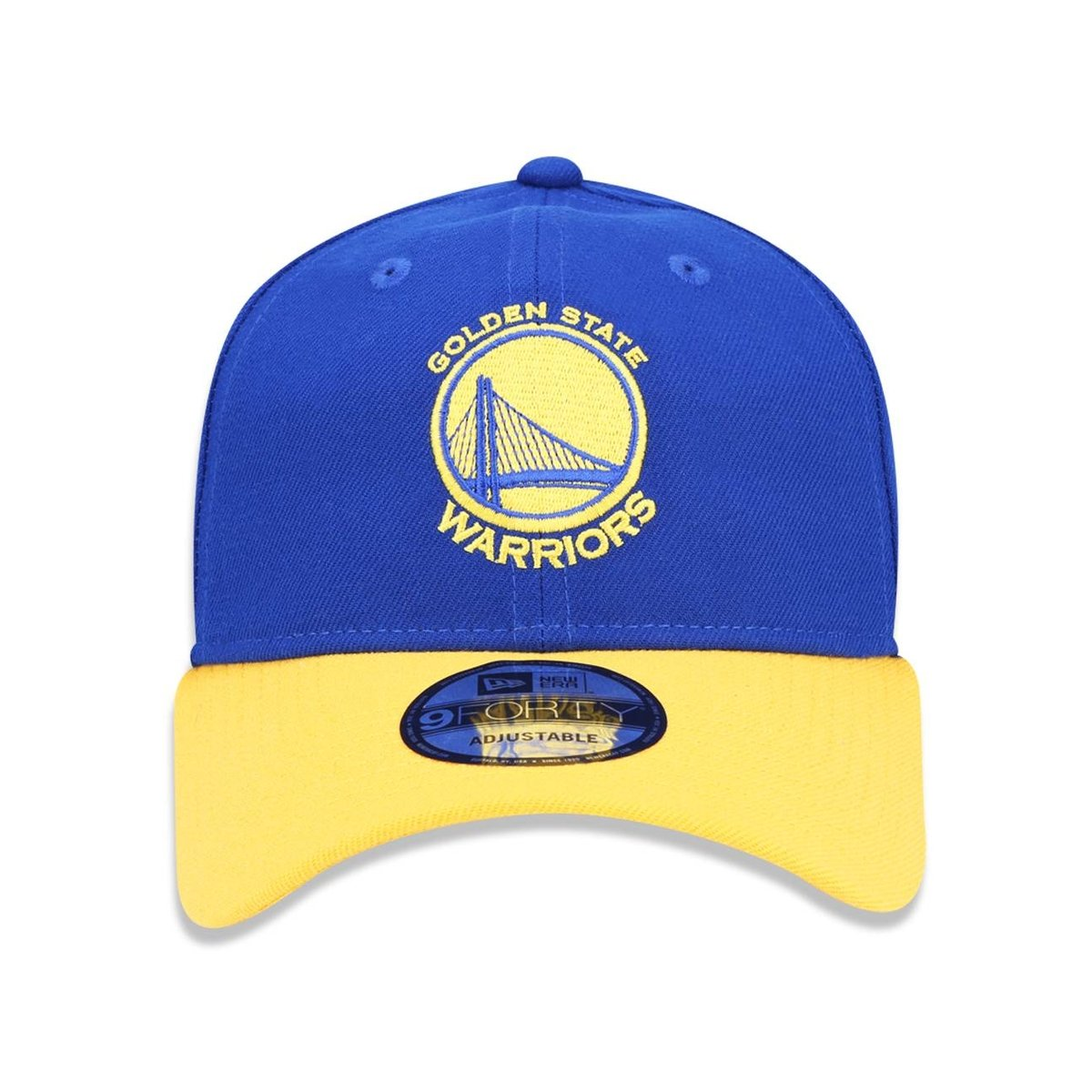... Boné 940 Golden State Warriors NBA Aba Curva Strapback New Era ... f691e69d523