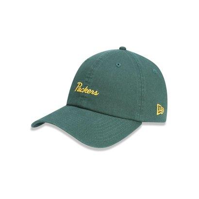 8f08c1fabf0d8 Boné 940 Green Bay Packers NFL Aba Curva New Era - Compre Agora ...