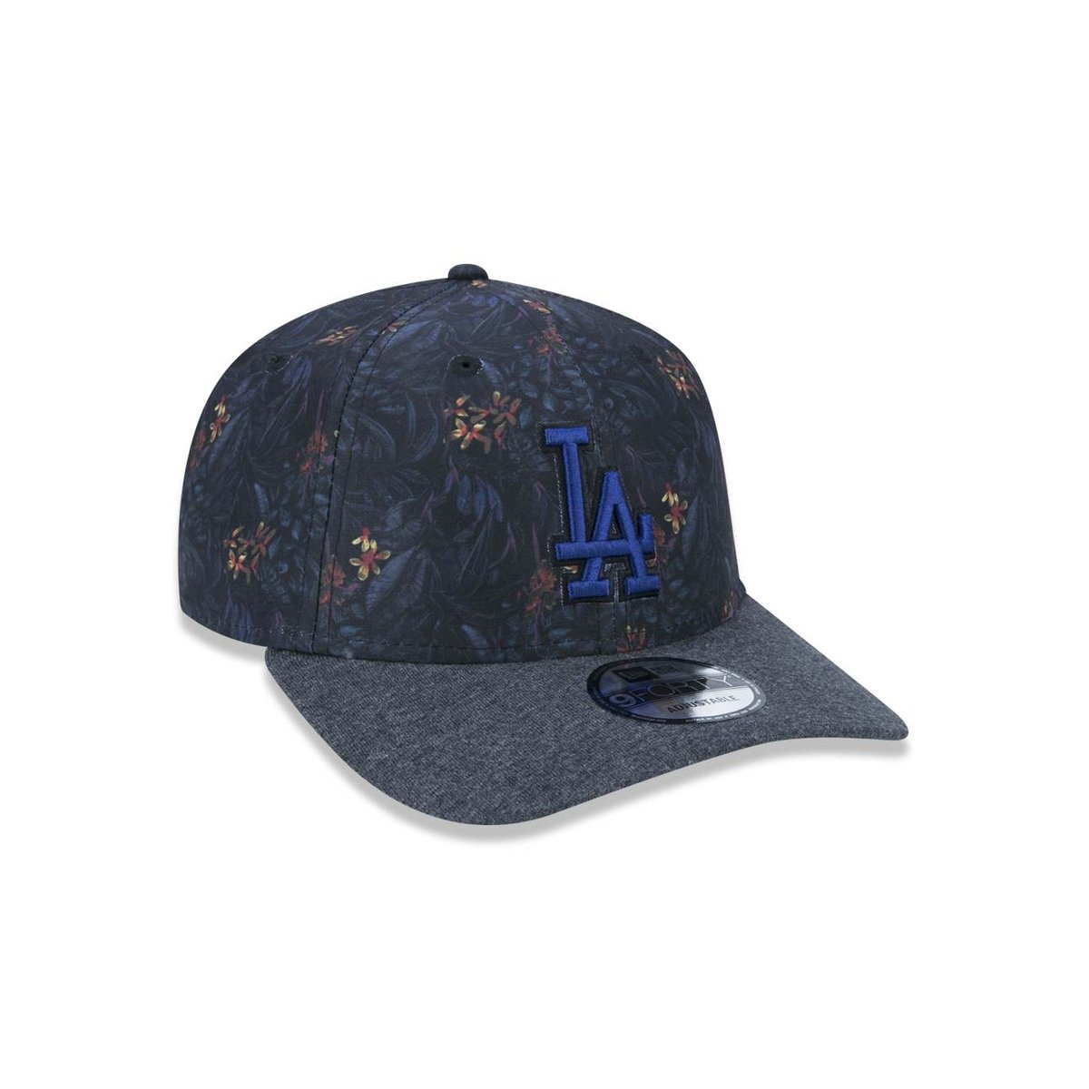 Boné 940 Los Angeles Dodgers MLB Aba Curva Snapback New Era - Compre ... e467483389c