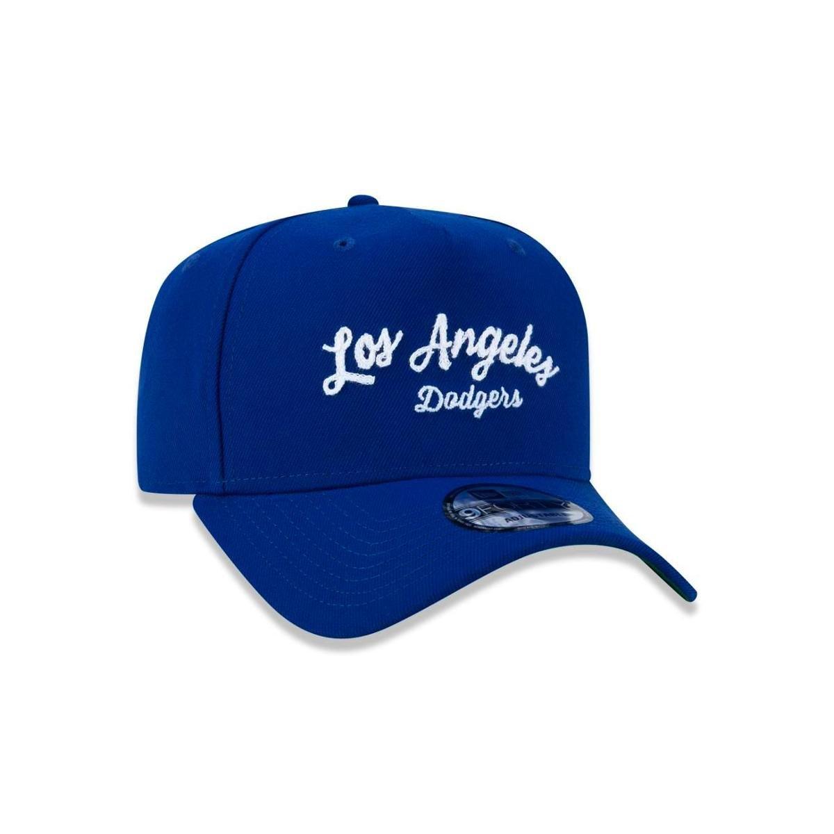 Bone 940 Los Angeles Dodgers MLB New Era - Compre Agora  74ce32d58a2