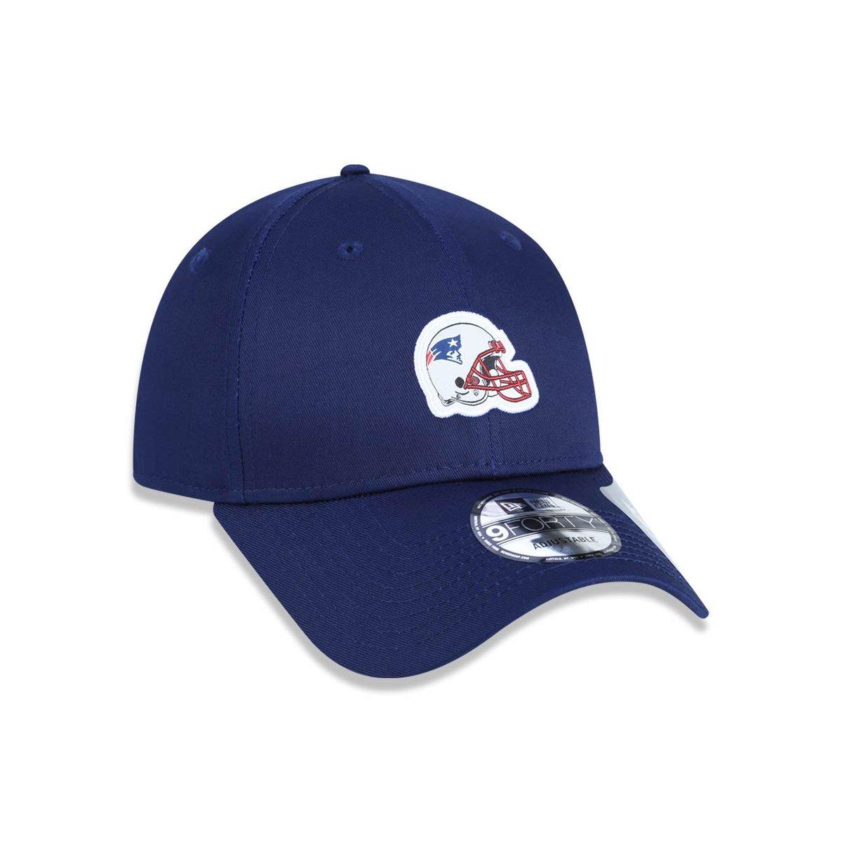... Boné 940 New England Patriots NFL Aba Curva Snapback New Era ... 23bb8b85bc0