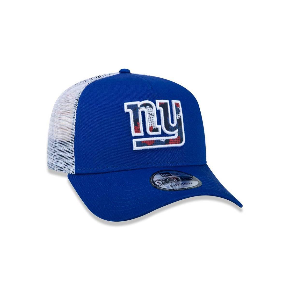 Bone 940 New York Giants NFL New Era - Azul Royal e Branco - Compre ... 7387af1adea