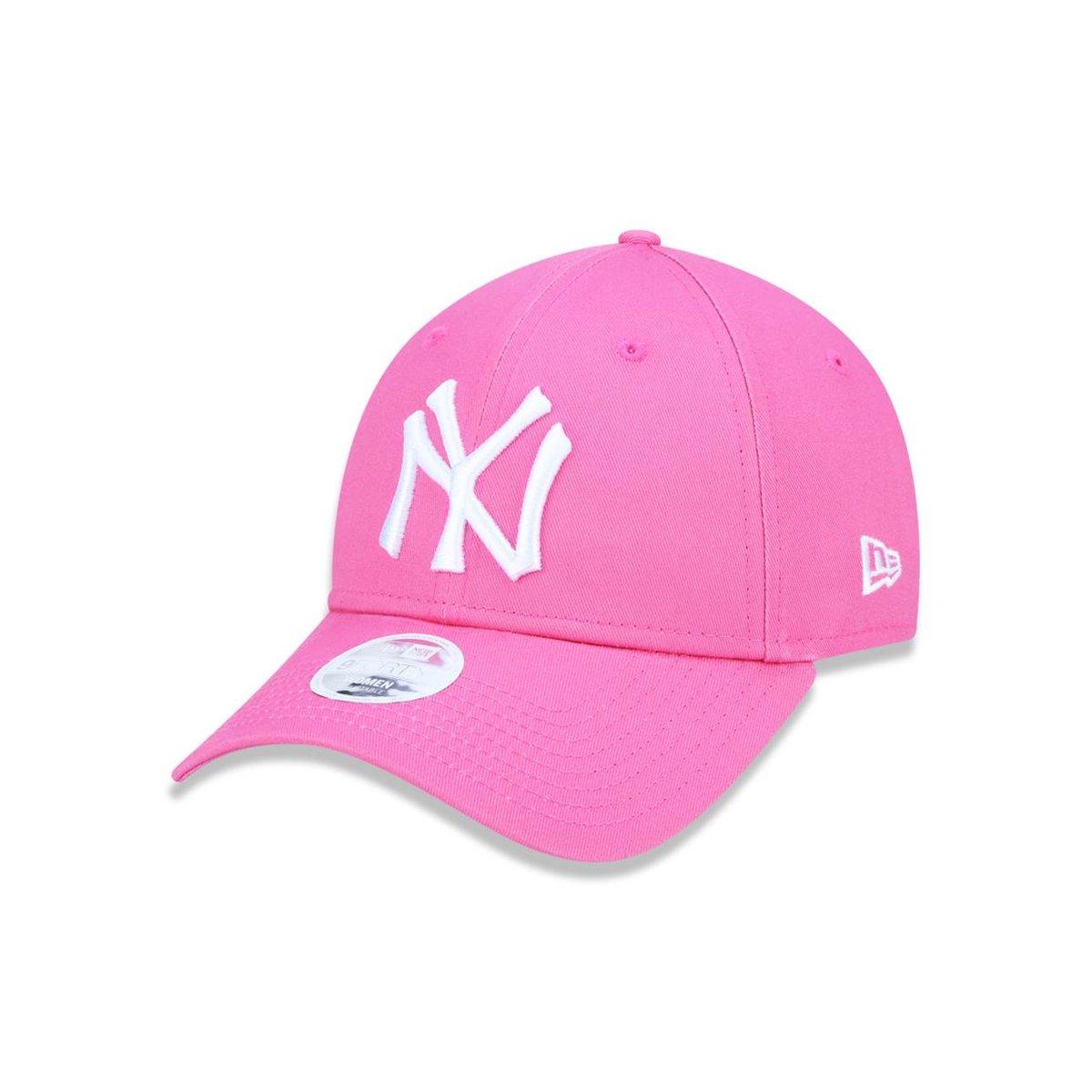 4080488a59289 Boné 940 New York Yankees MLB Aba Curva Snapback New Era - Compre Agora