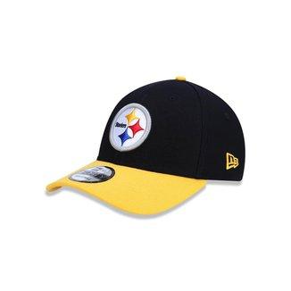Boné 940 Pittsburgh Steelers NFL Aba Curva New Era