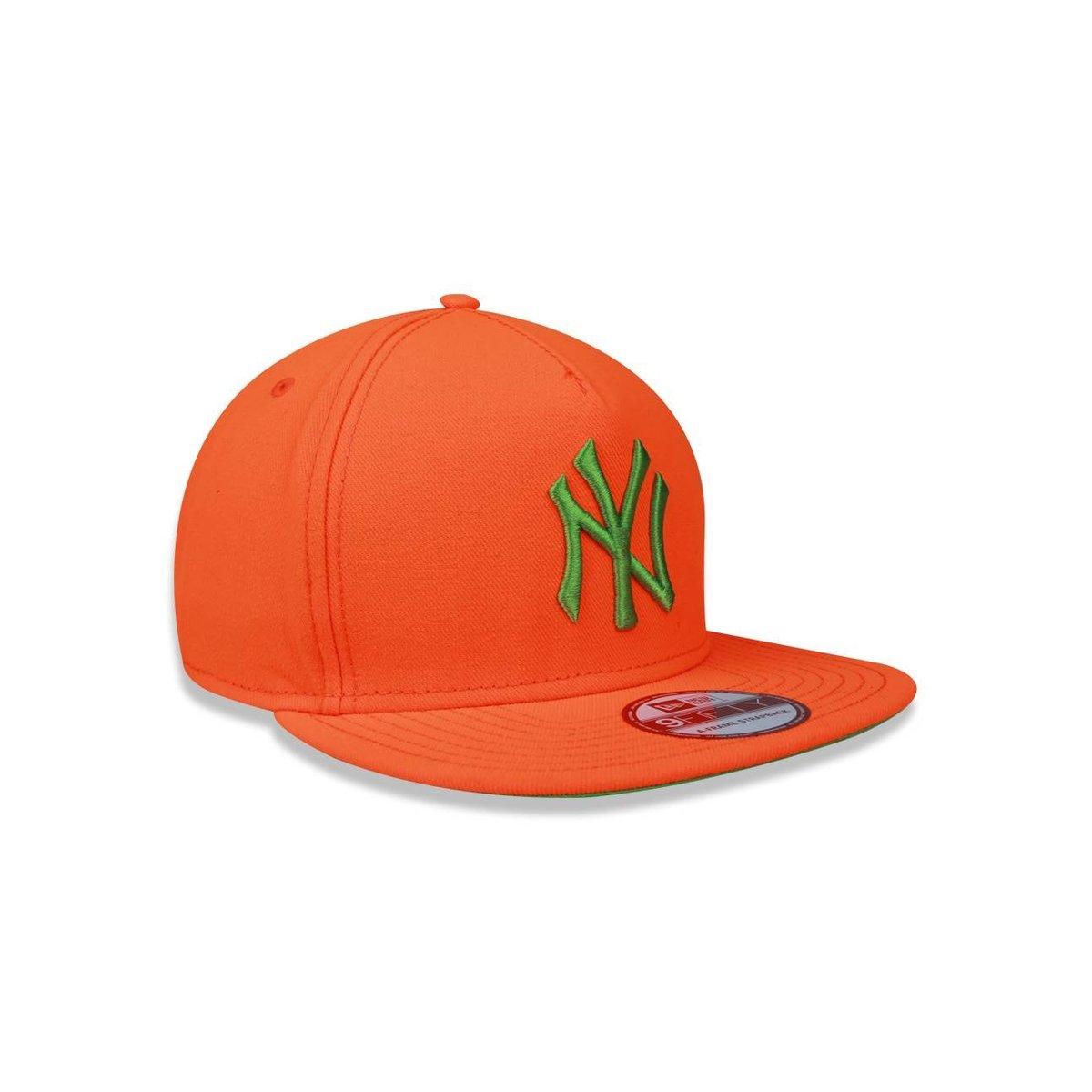 Boné 950 A-frame New York Yankees MLB Aba Reta New Era - Compre ... a22363e6da2