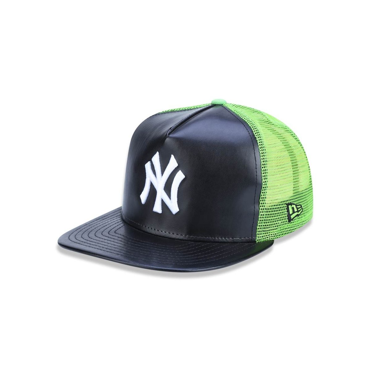 Boné 950 A-frame New York Yankees MLB Aba Reta New Era - Compre ... c3de58347d5