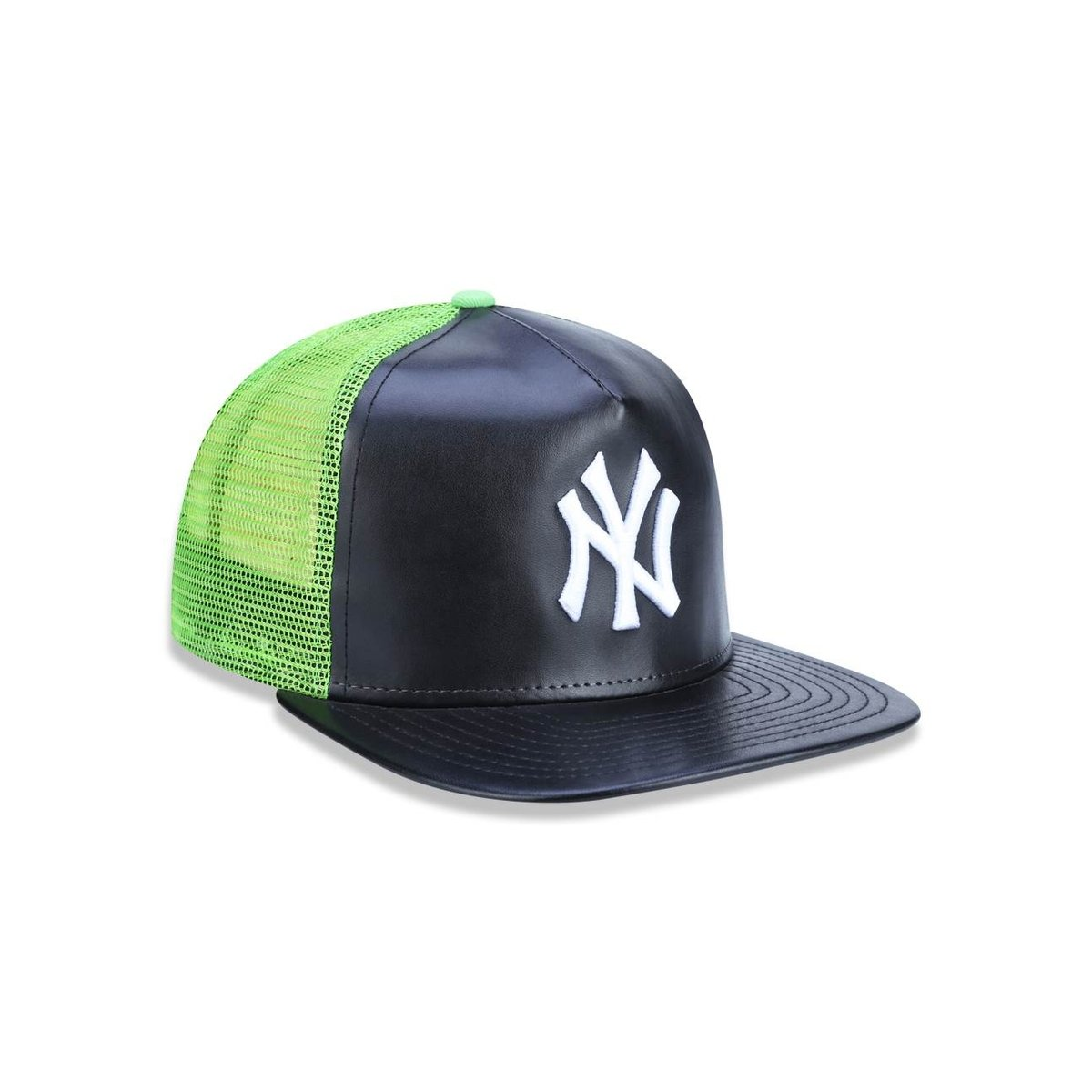 Boné 950 A-frame New York Yankees MLB Aba Reta New Era - Compre ... d037d9d281c