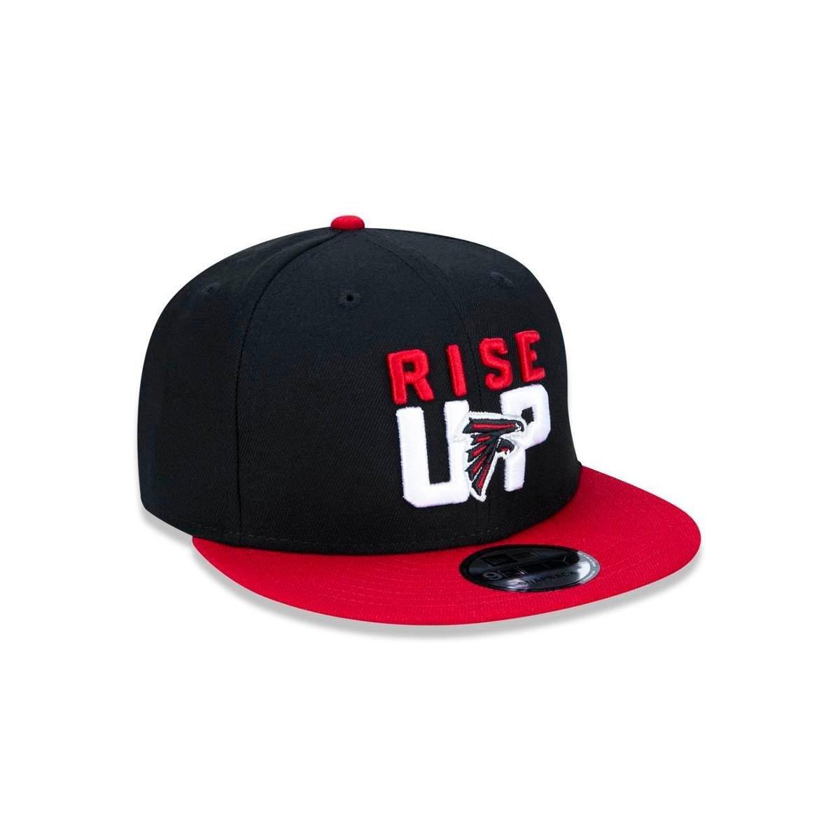Boné 950 Arizona Cardinals NFL Aba Reta New Era - Preto - Compre ... 61d79545579
