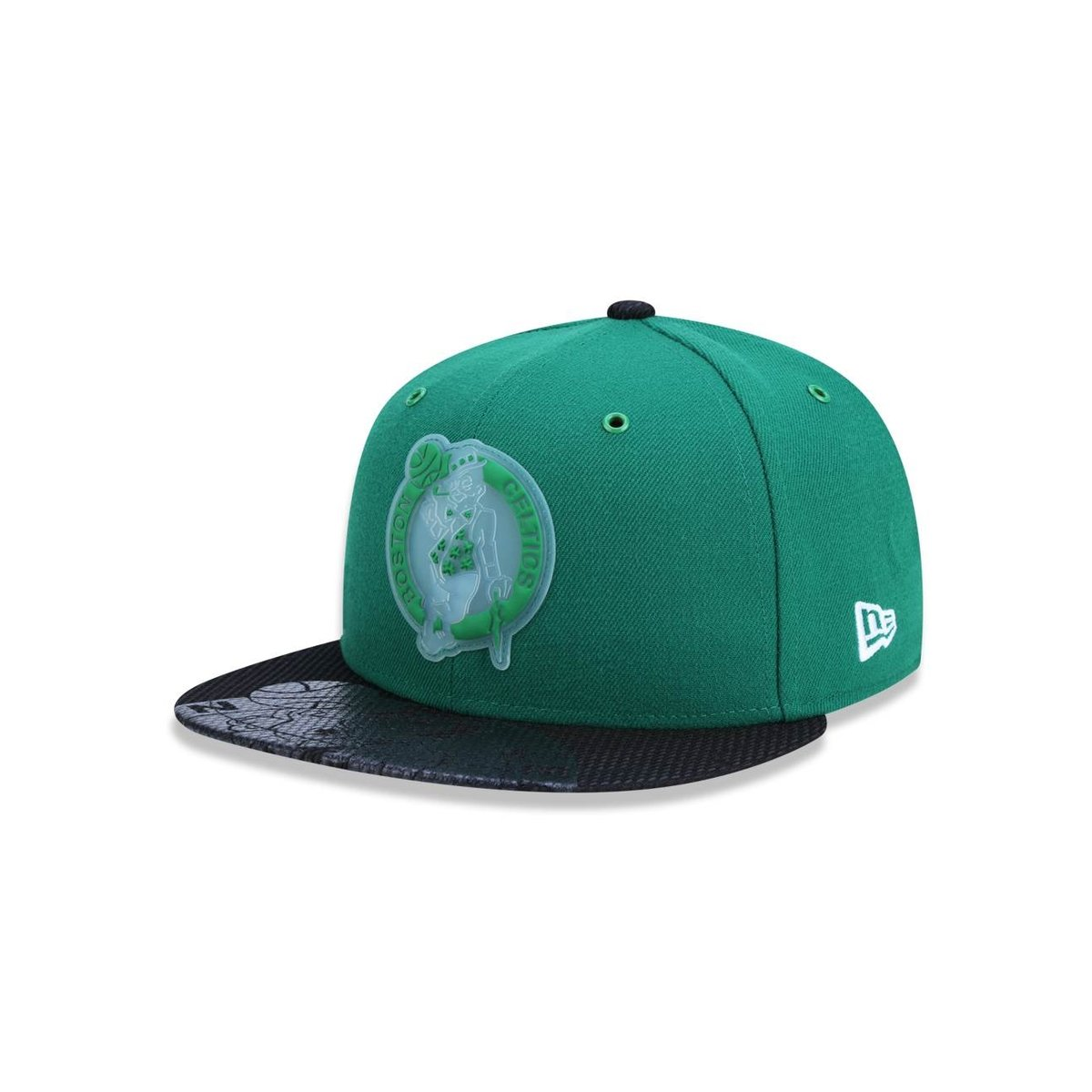 Boné 950 Boston Celtics NBA Aba Reta New Era - Compre Agora  c1e1fbd3b77