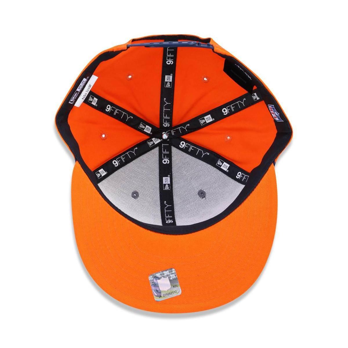 Boné 950 Denver Broncos NFL Aba Reta New Era - Compre Agora  c1bd9be246e