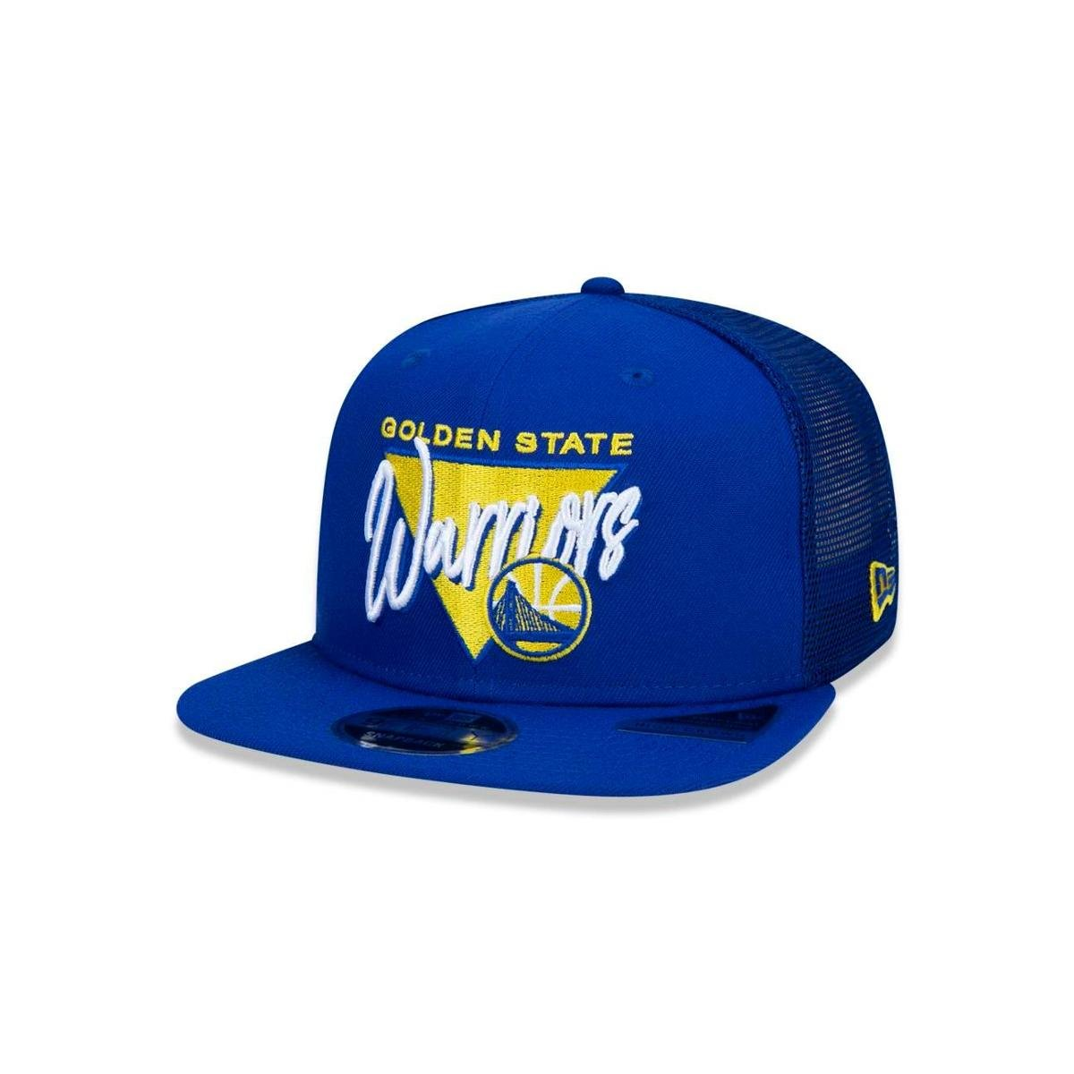 Boné 950 Golden State Warriors NBA Aba Reta New Era - Azul Royal ... dbaffad1a46