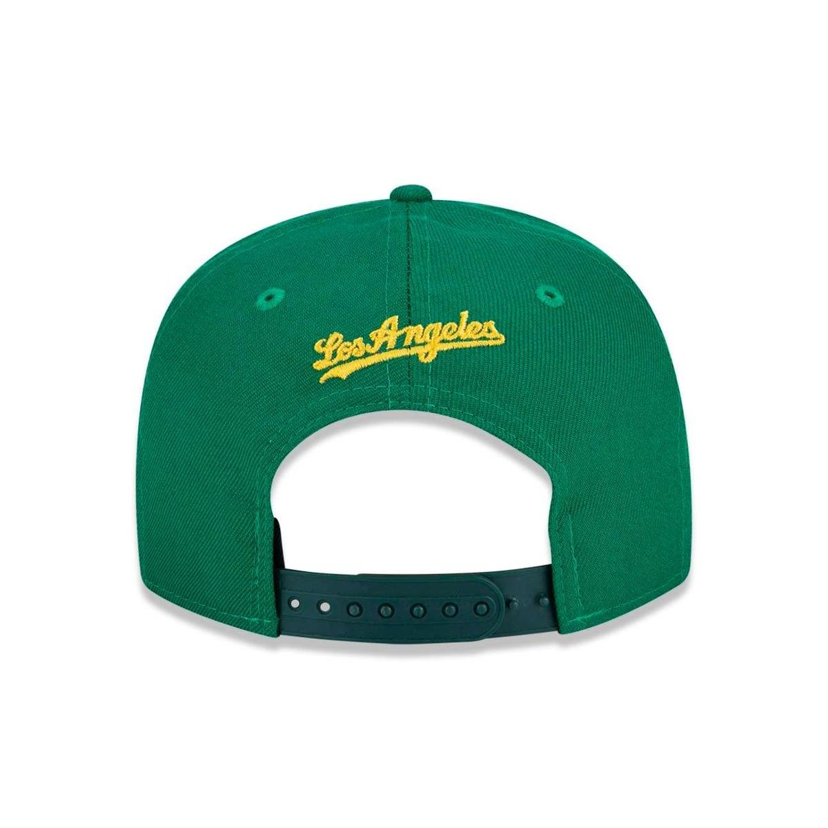 Boné 950 Los Angeles Dodgers MLB Aba Reta New Era - Compre Agora ... 9bdef964b3d