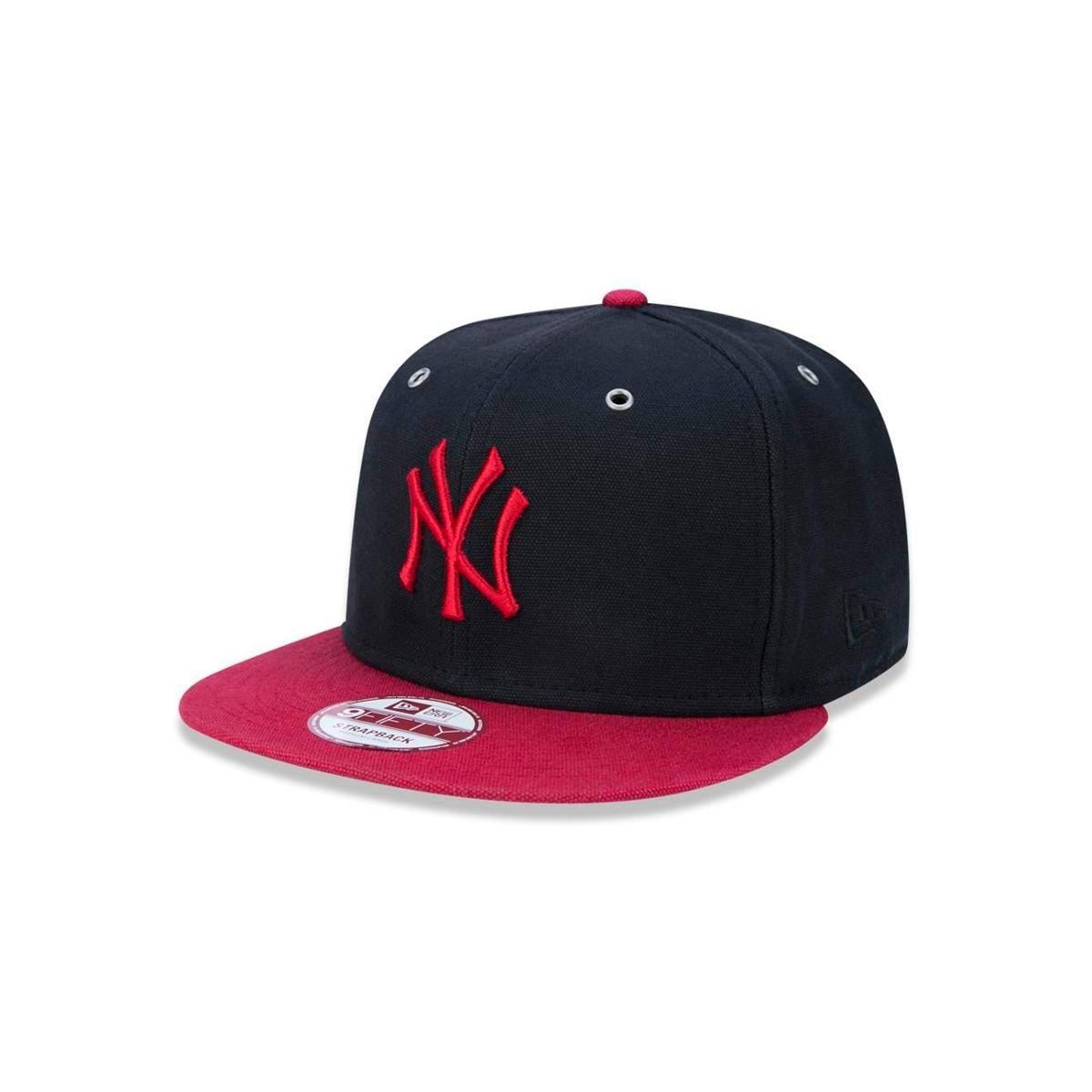 Boné 950 New York Yankees MLB Aba Reta New Era - Compre Agora  479a004bd28c8