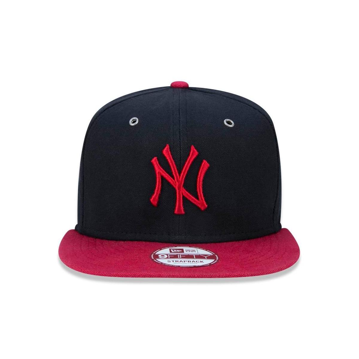 Boné 950 New York Yankees MLB Aba Reta New Era - Compre Agora  51c29f9ca10