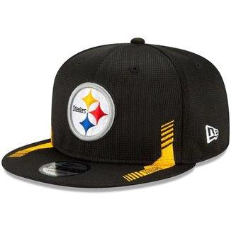 Boné 950 NFL Snapback Sideline Pittsburgh Steeler