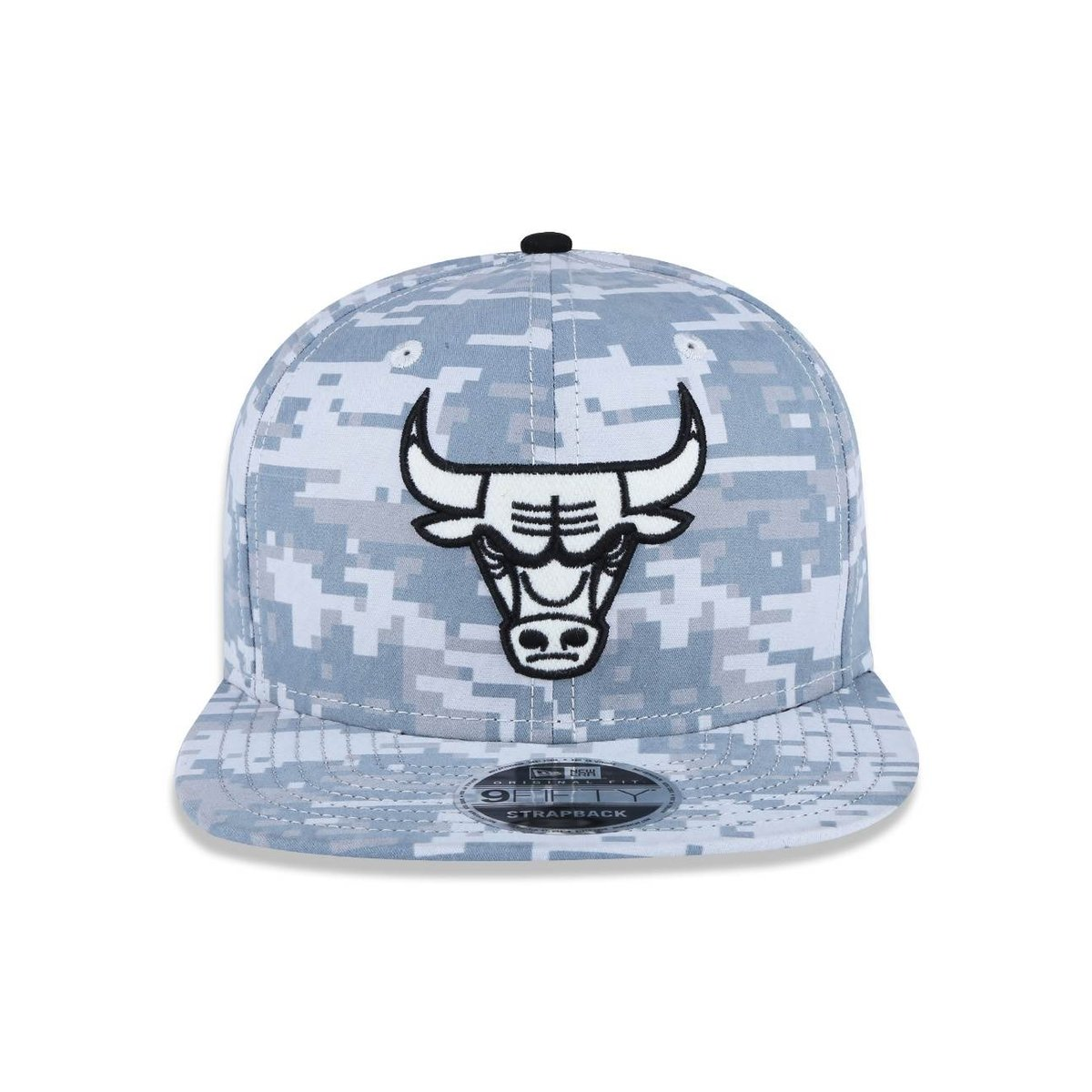 ... Boné 950 Original Fit Chicago Bulls NBA Aba Reta Snapback New Era ... 7a8c5e8b204