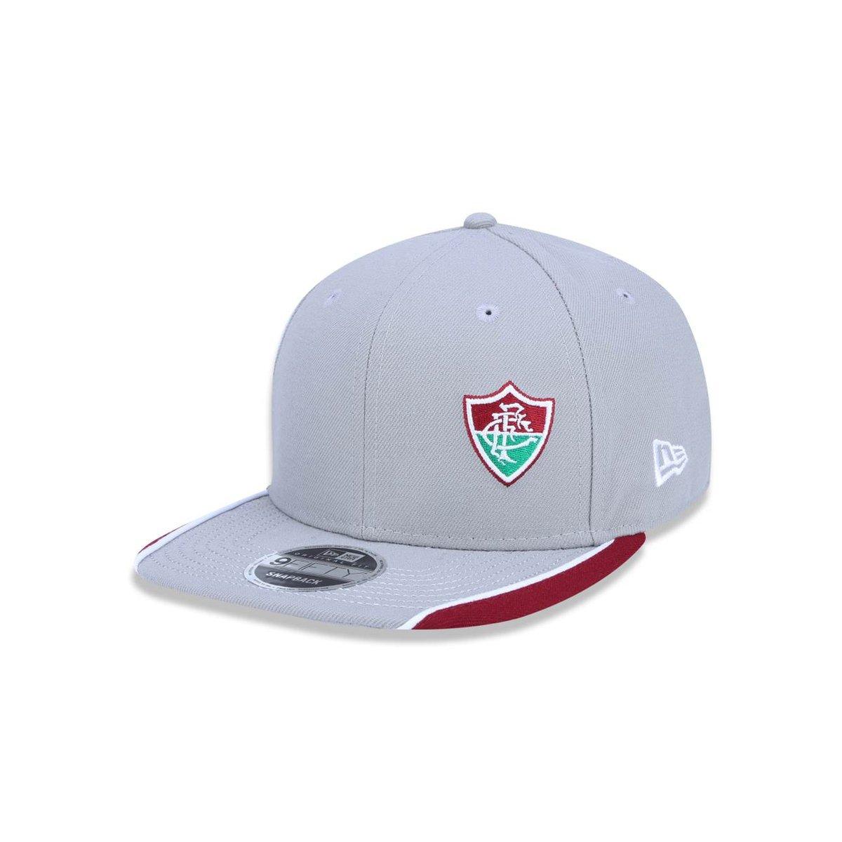 e94d6aa430328 Boné 950 Original Fit Fluminense Futebol Aba Reta Snapback New Era - Compre  Agora