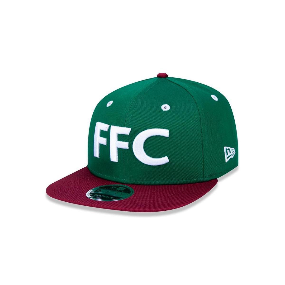 b8f8f11c5a20a Boné 950 Original Fit Fluminense Futebol Aba Reta Snapback New Era ...