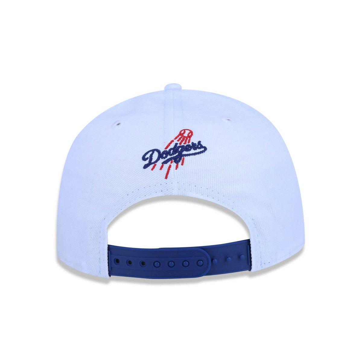 ... Boné 950 Original Fit Los Angeles Dodgers MLB Aba Reta Snapback New Era  ... 7c28ccfac51