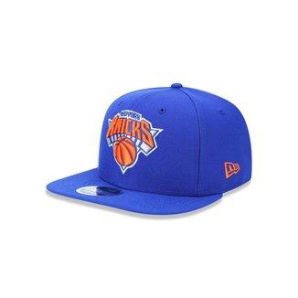Boné 950 Original Fit New York Knicks NBA Aba Reta Snapback New Era