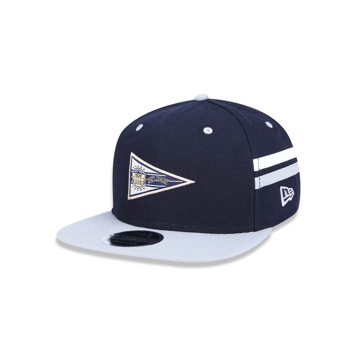 Boné 950 Original Fit New York Yankees MLB Aba Reta Snapback New Era ... 9b3ae049d5d