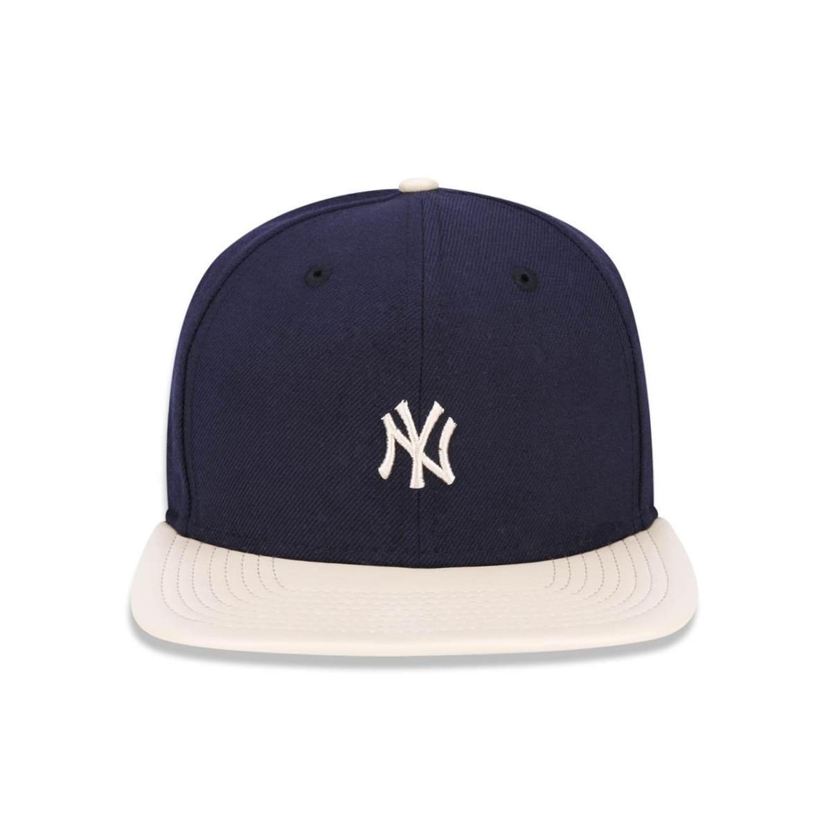 ... Boné 950 Original Fit New York Yankees MLB Aba Reta Snapback New Era ... 0ddc5e58971