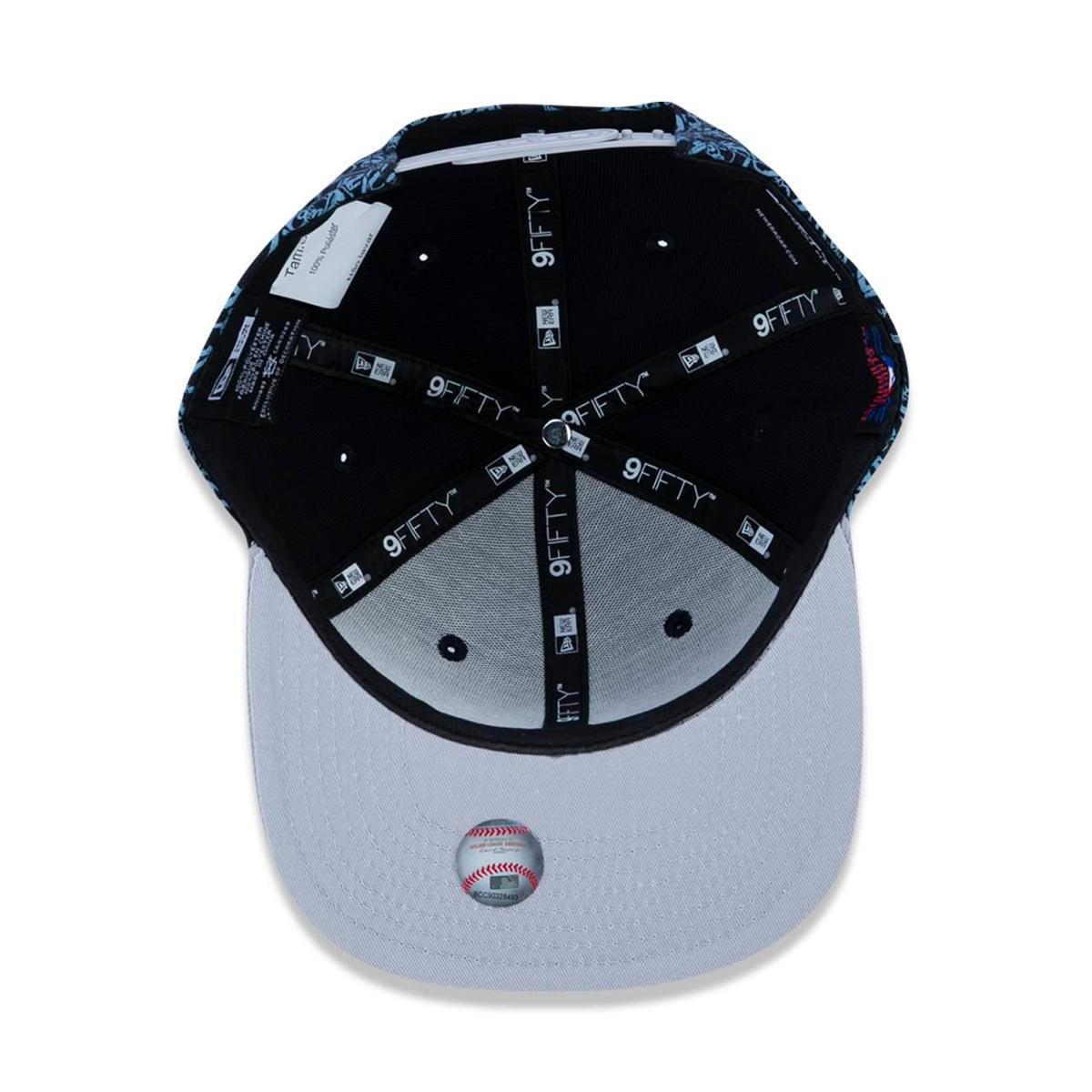 Boné 950 Original Fit New York Yankees MLB Aba Reta Snapback New Era ... 833fa35f440