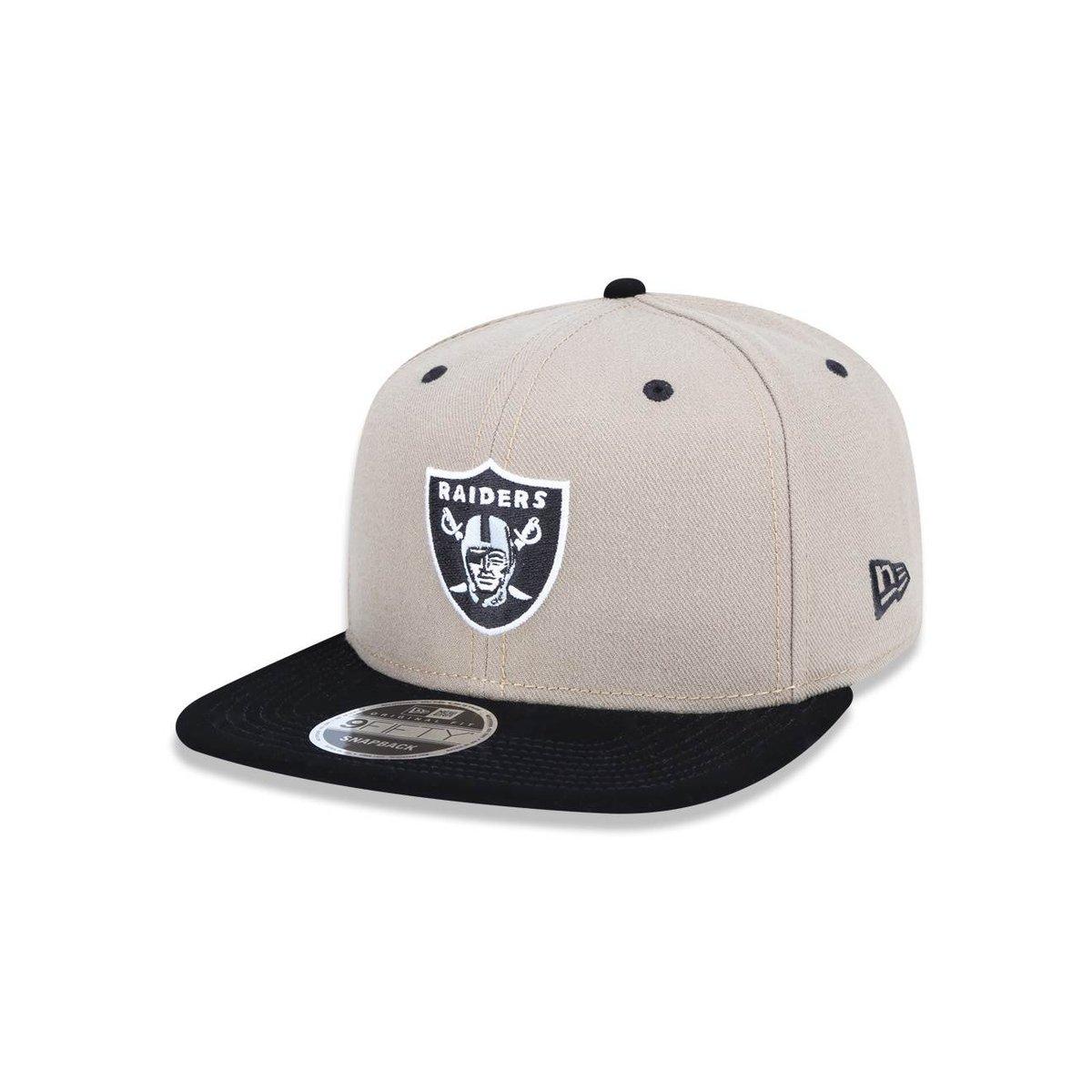 Boné Raiders New Era Snapback - NYC 8dd64e17b67