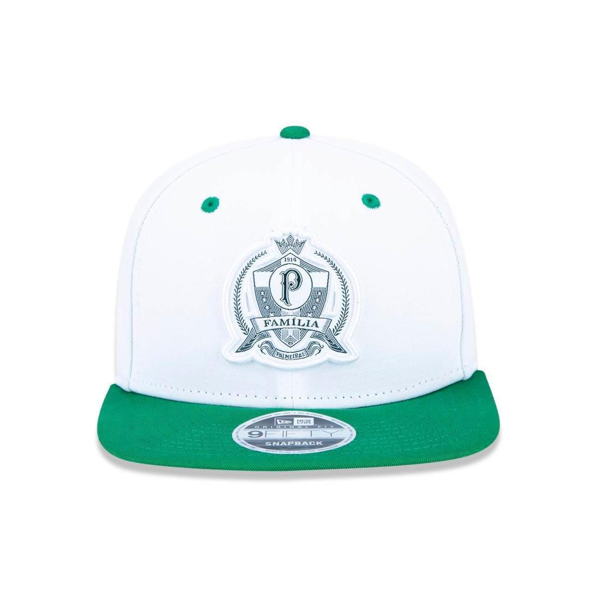 ... Boné 950 Original Fit Palmeiras Futebol Aba Reta Snapback New Era ... ac897195b6c32