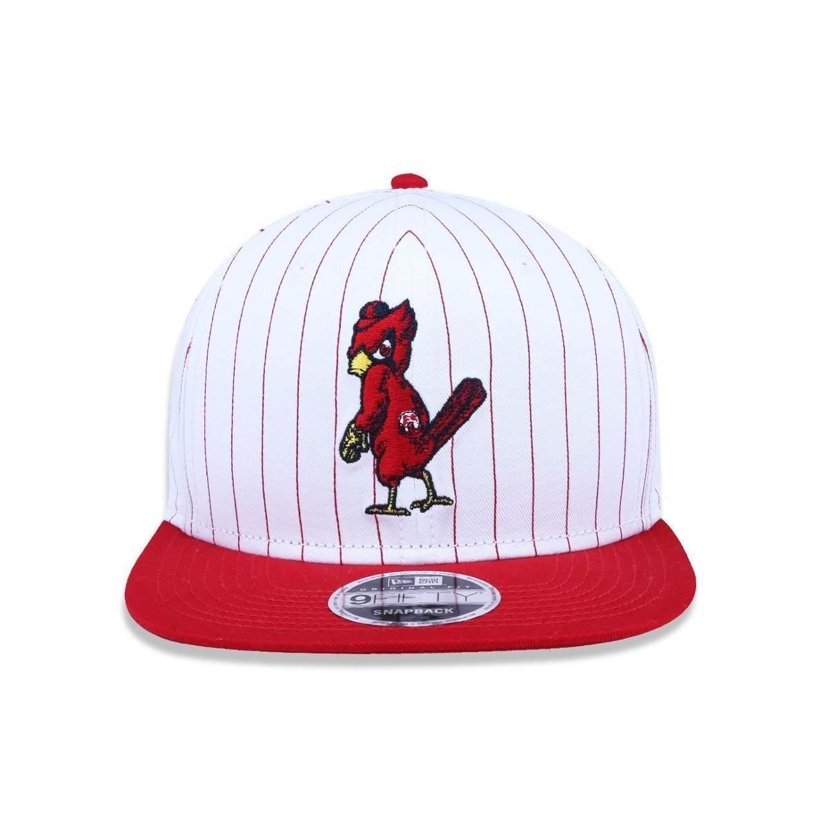 Boné 950 Original Fit Saint Louis Cardinals MLB New Era - Branco e ... 6ed57c8f9cc