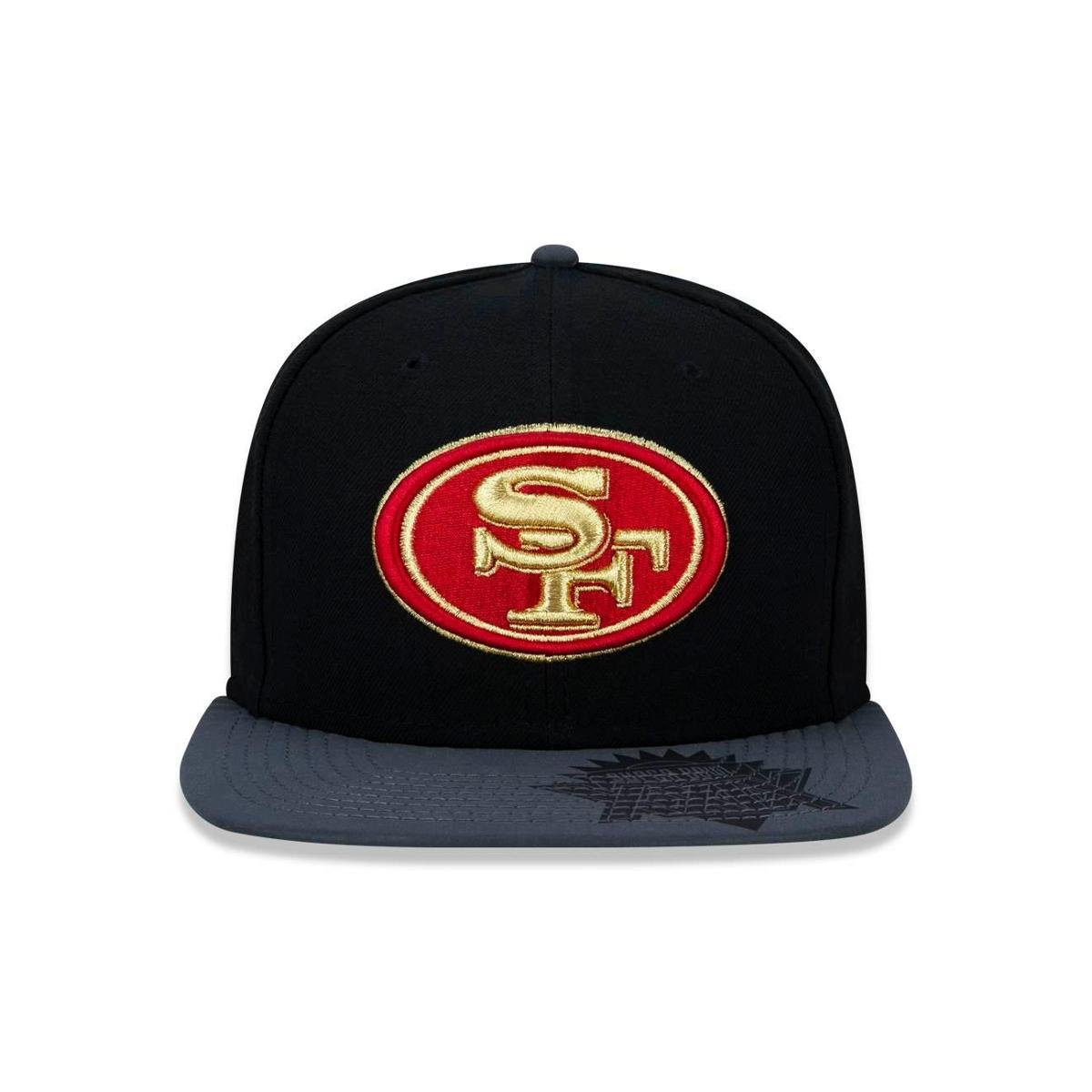 ... Boné 950 Original Fit San Francisco 49ers NFL Aba Reta Snapback New Era  ... 6f66f1ec979