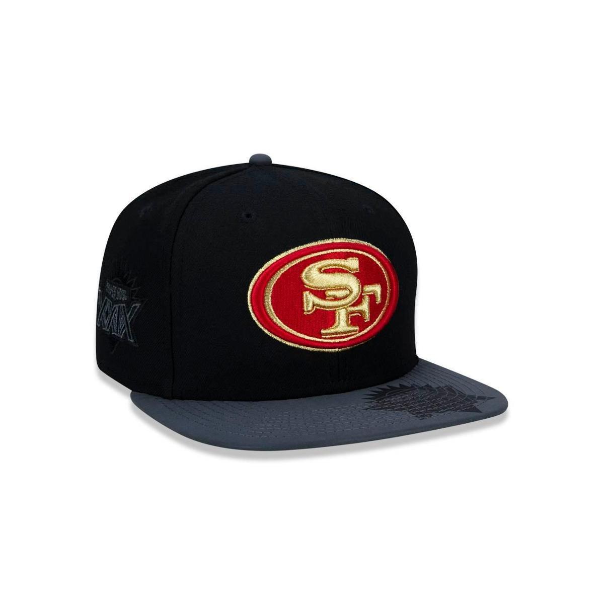 ... Boné 950 Original Fit San Francisco 49ers NFL Aba Reta Snapback New Era  ... 32e932d0aab08