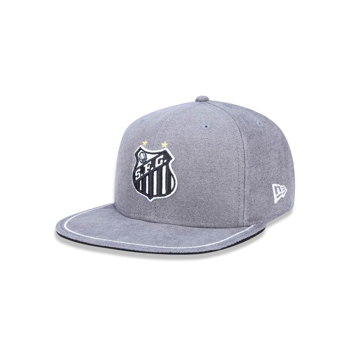 Boné 950 Original Fit Santos Futebol Aba Reta Snapback New Era - Compre  Agora  c1d69981f03