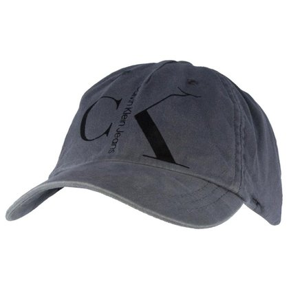 Boné Aba Curva Calvin Klein Sarja Logo Unissex