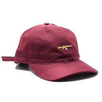 Boné Aba Curva Dad Hat AK Ultra Six Strapback