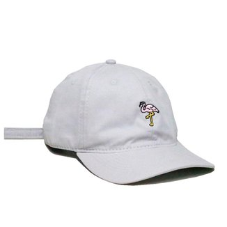 Boné Aba Curva Dad Hat Flamingo Ultra Six Strapback