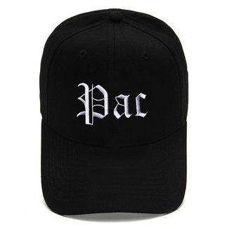 Boné Aba Curva Dad Hat Pac Shakur