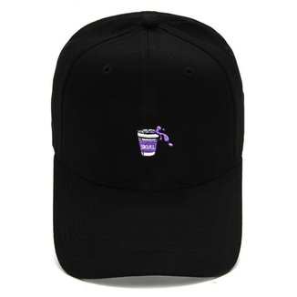 Boné Aba Curva Dad Hat Purple Juice