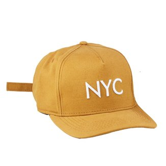 Boné Aba Curva NYC Hype Strapback