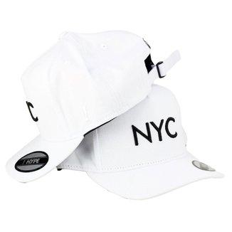 Boné Aba Curva NYC Hype Ultra Six Strapback