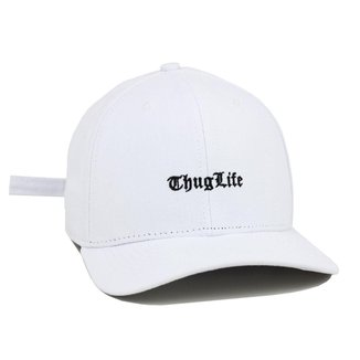 Boné Aba Curva Thug Life AK Ultra Six Strapback