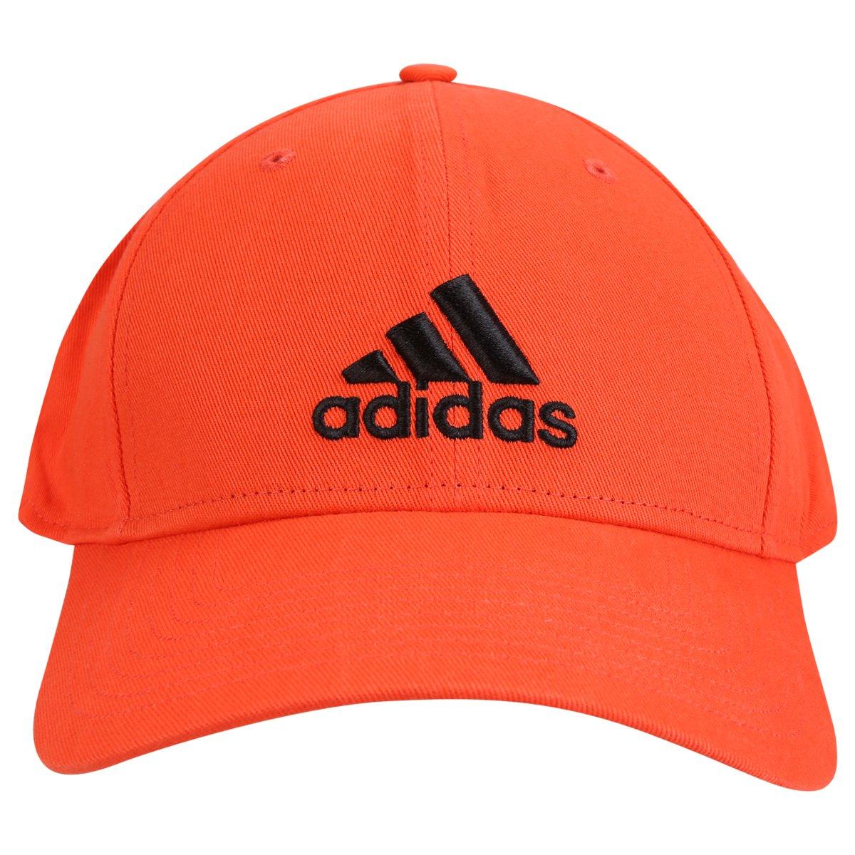 bba20d4f54458 Boné Adidas Aba Curva Basic Logo Masculino - Compre Agora