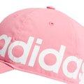 Boné Adidas Aba Curva Snapback Logo Linear